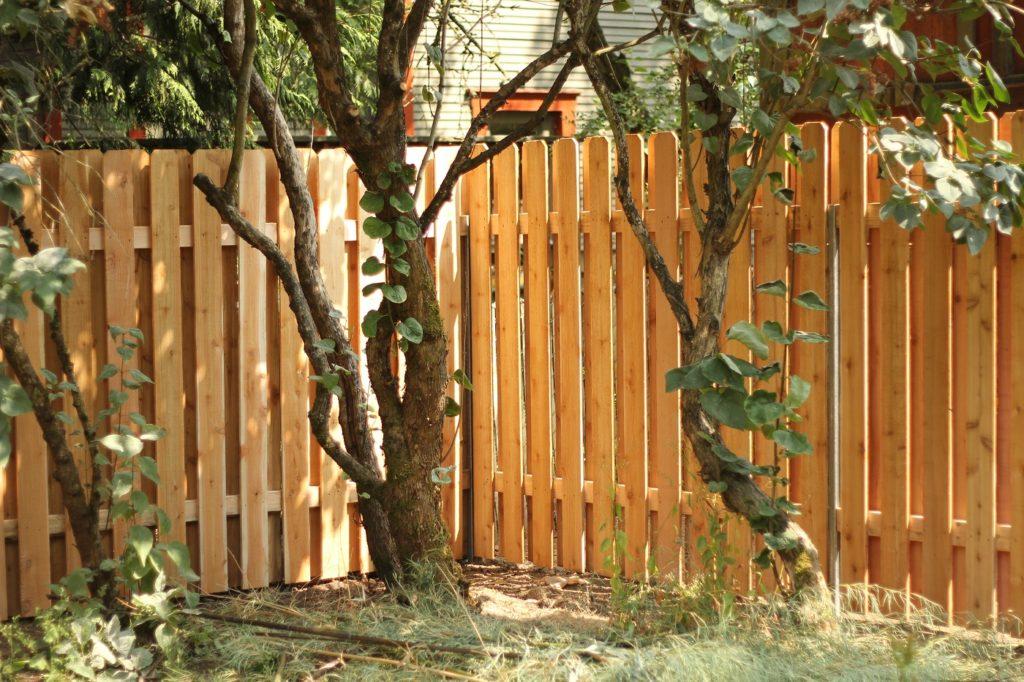 Lacamas Cedar Semi-Privacy Fence